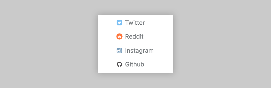 Reddit link in author profile with color