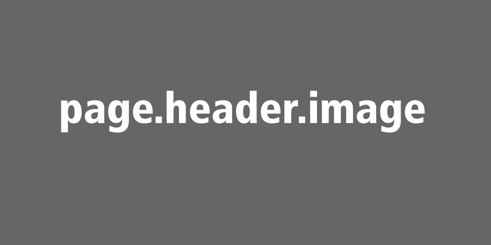 Post: Header Image with OpenGraph Override